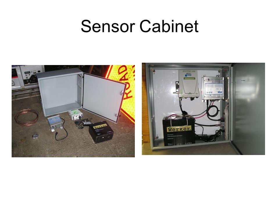 Sensor Cabinet