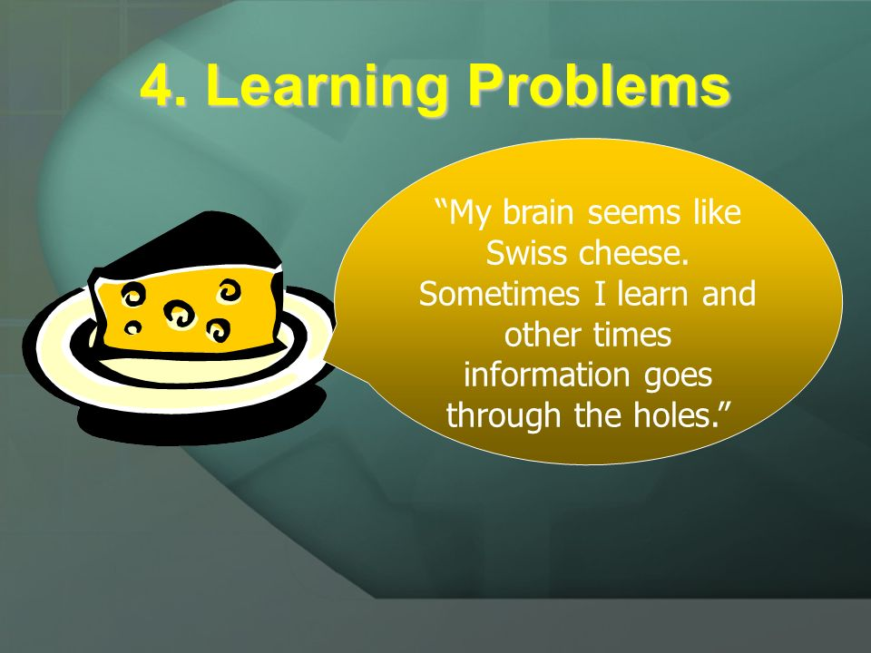 4. Learning Problems Concrete examples help