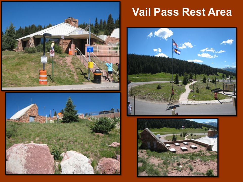 Vail Pass Rest Area