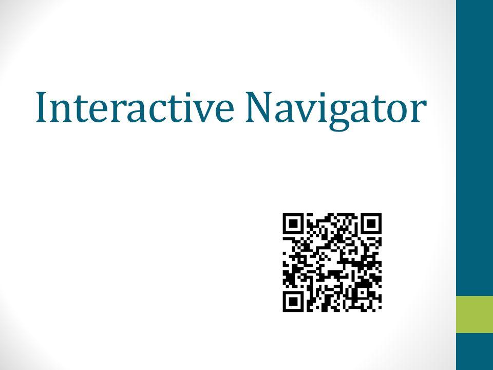 Interactive Navigator