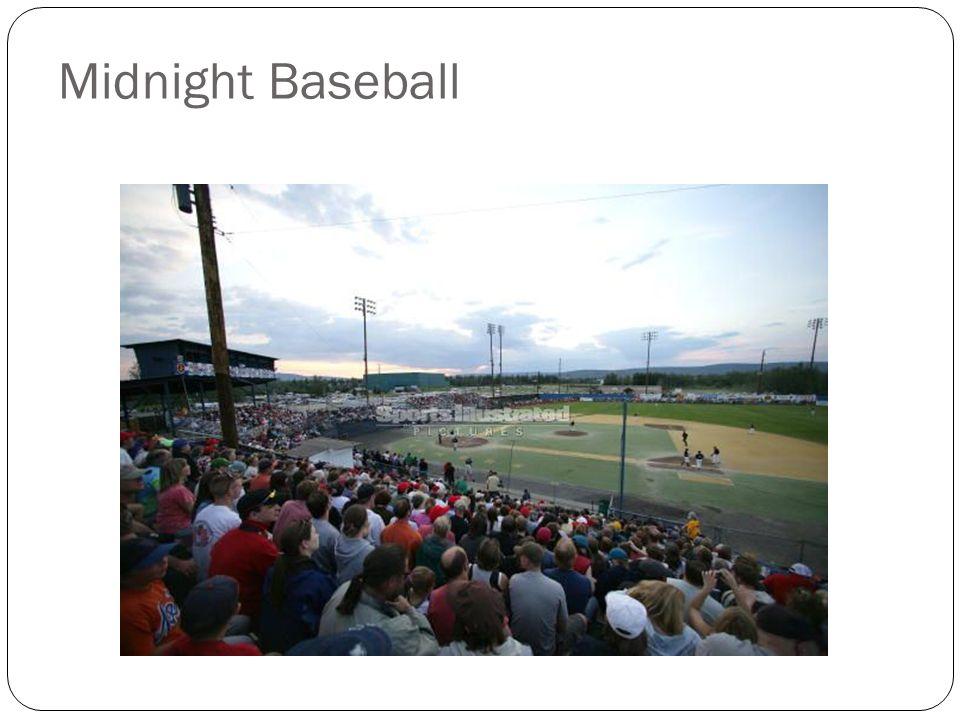 Midnight Baseball