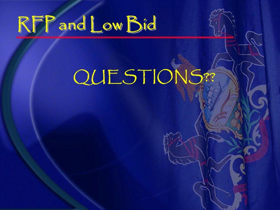 Low Bid –Award Director of BPSAS drafts memo to Dep.