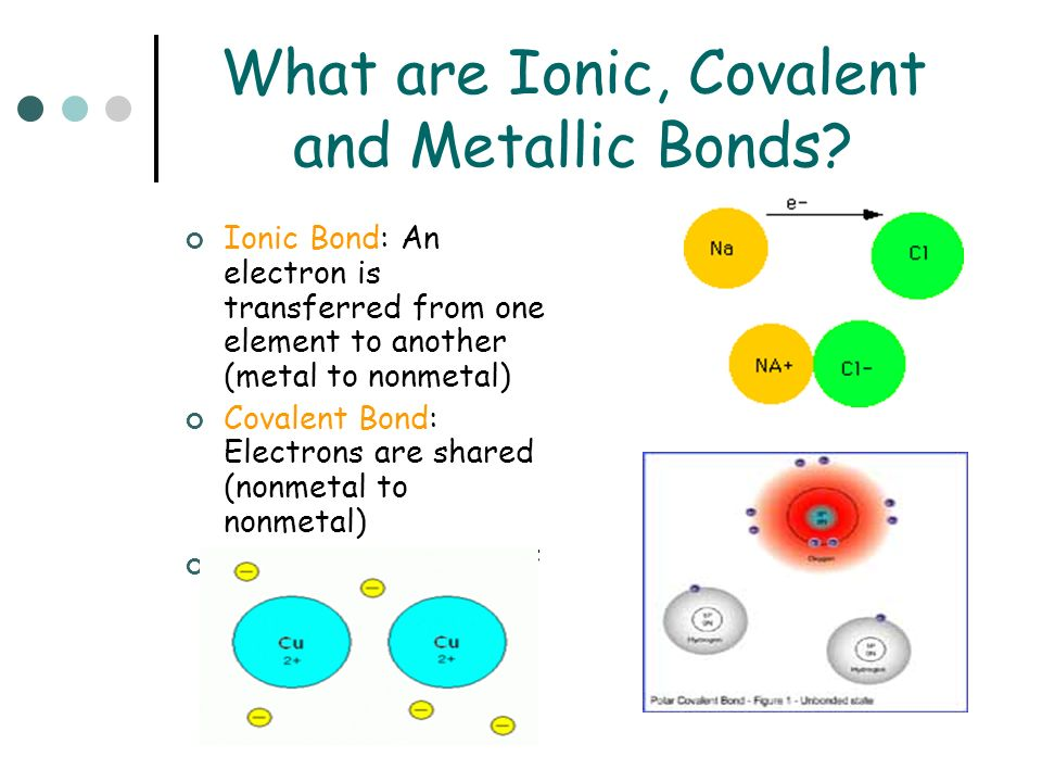 Molecules and Molecular Compounds Properties of molecular compounds Low melting and boiling points Usually gas or liquid Composed of two or more nonmetals O 2, O 3, H 2 O