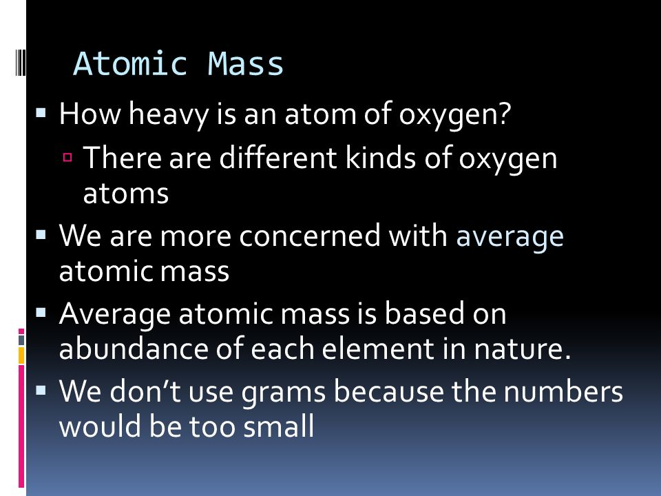 Naming Isotopes We can also put the mass number after the name of the element. carbon- 12 carbon -14 uranium-235