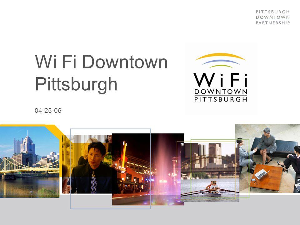 Wi Fi Downtown Pittsburgh 04-25-06
