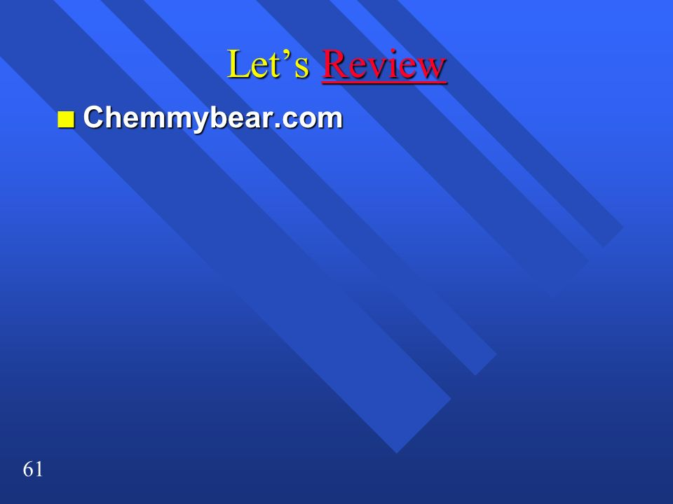 61 Lets Review Review n Chemmybear.com