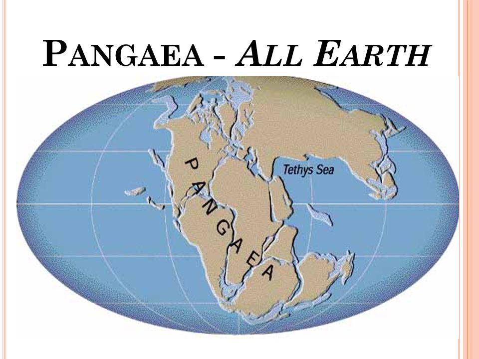 P ANGAEA - A LL E ARTH