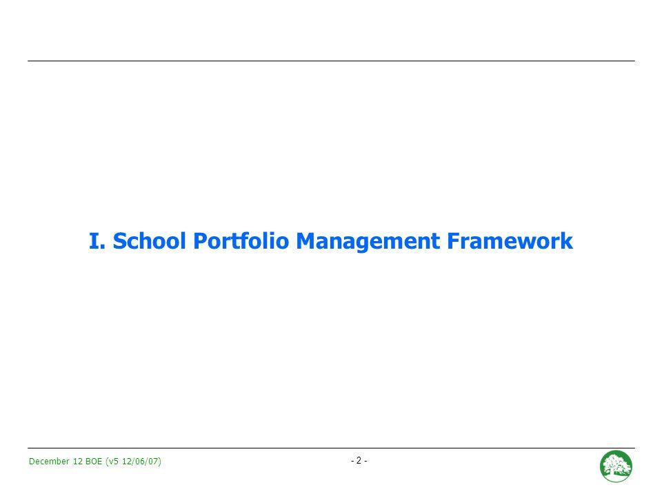 December 12 BOE (v5 12/06/07) - 12 - III. Focus School Recommendations
