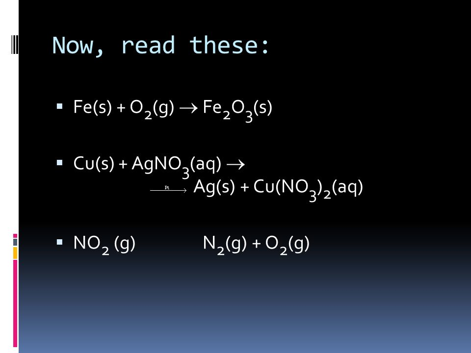 Convert these to equations Solid iron (III) sulfide reacts with gaseous hydrogen chloride to form iron (III) chloride and hydrogen sulfide gas. Nitric
