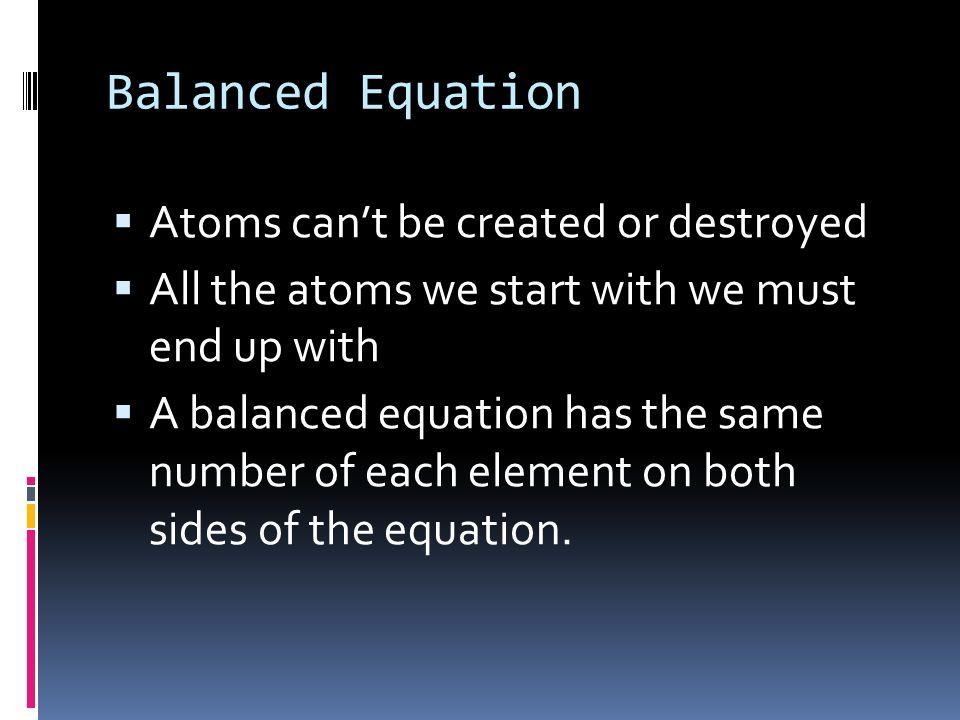 Now, read these: Fe(s) + O 2 (g) Fe 2 O 3 (s) Cu(s) + AgNO 3 (aq) Ag(s) + Cu(NO 3 ) 2 (aq) NO 2 (g) N 2 (g) + O 2 (g)