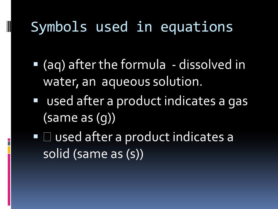 Molecular, Ionic, Net Ionic Equations
