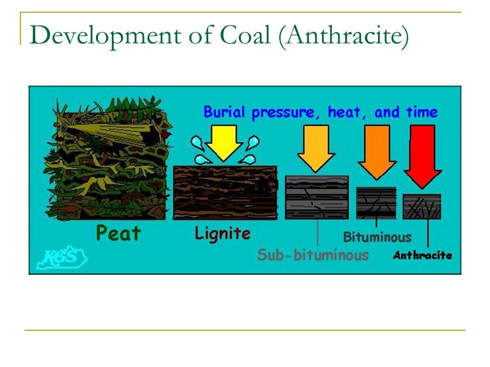 Development of Coal (Anthracite)