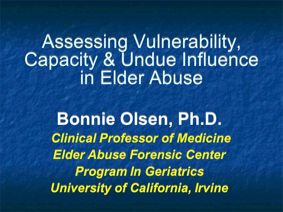 Bonnie Olsen, Ph.D.