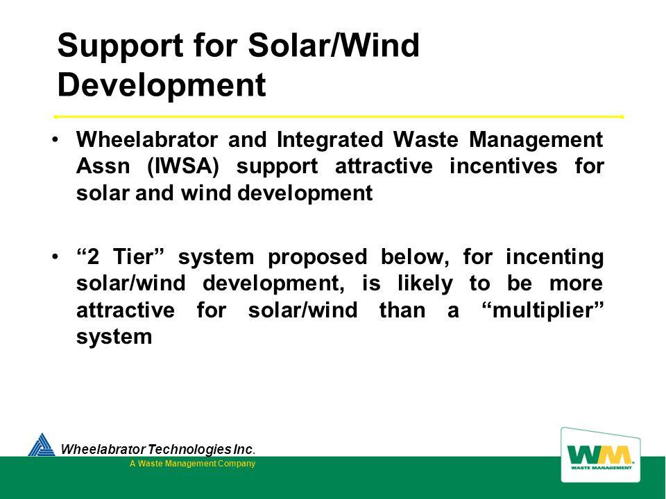Wheelabrator Technologies Inc.A Waste Management Company Statutory Background 366.92 F.S.