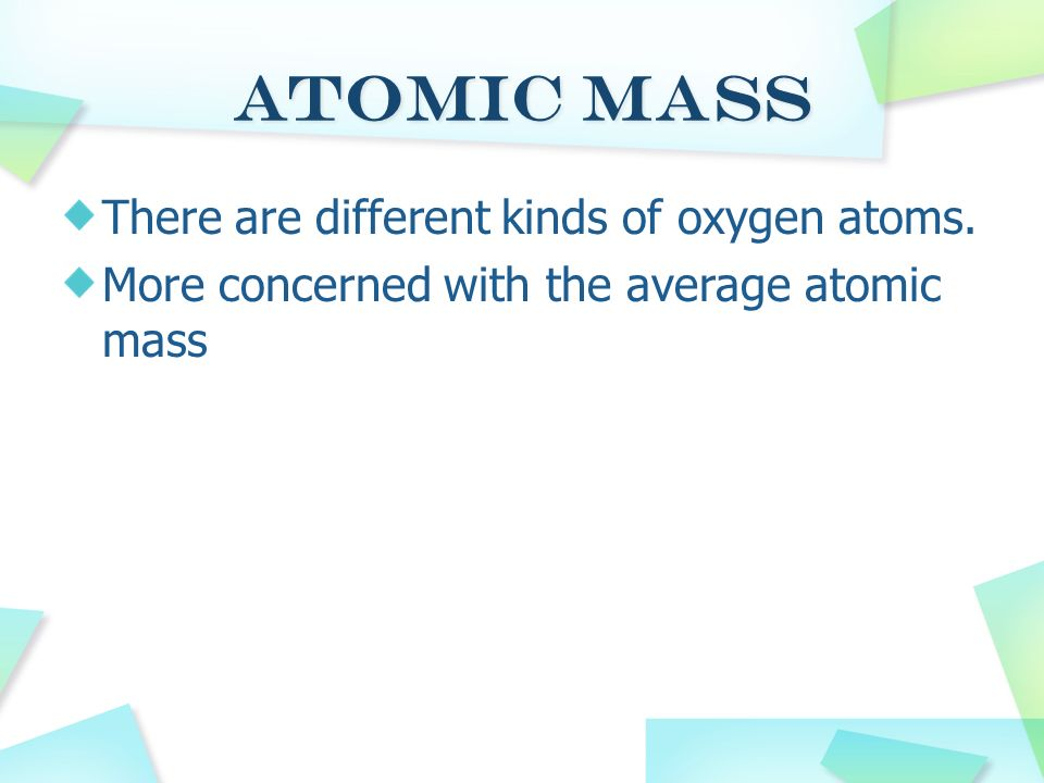 Can also put mass # after name of the element Carbon-12 Carbon-14 Uranium-235