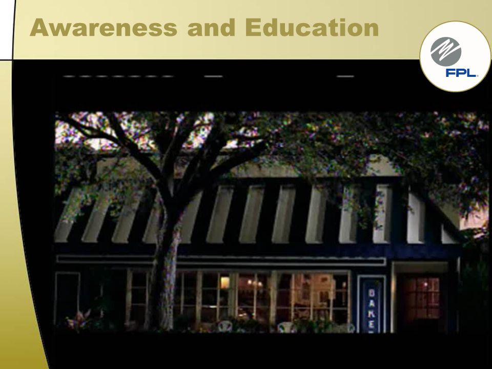 34 Awareness and Education