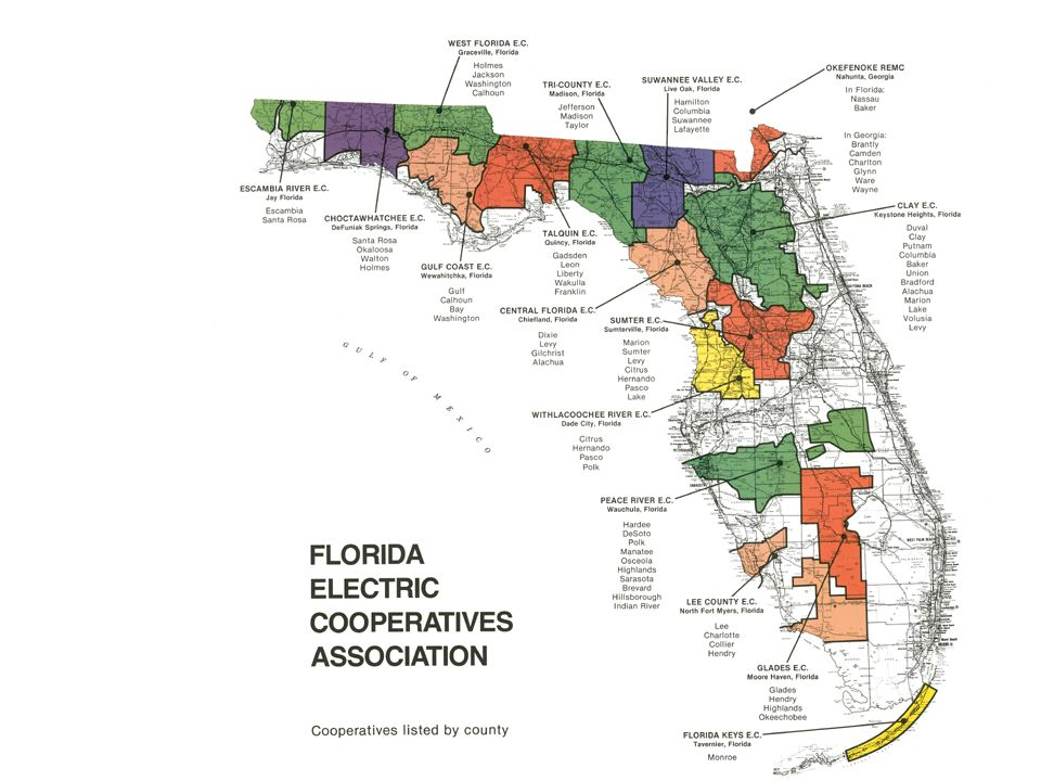 Approximately 900 coops and 2,000 municipally- owned electric utilities