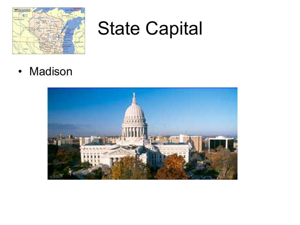State Capital Madison