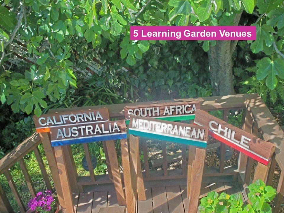 5 Learning Garden Venues