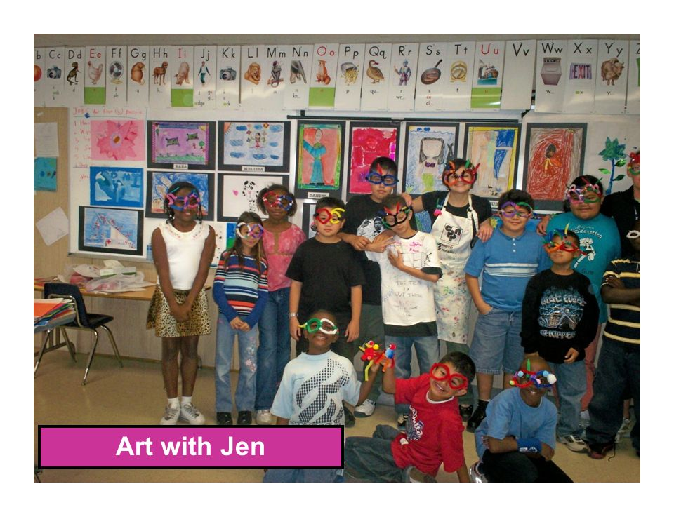 Art with Jen
