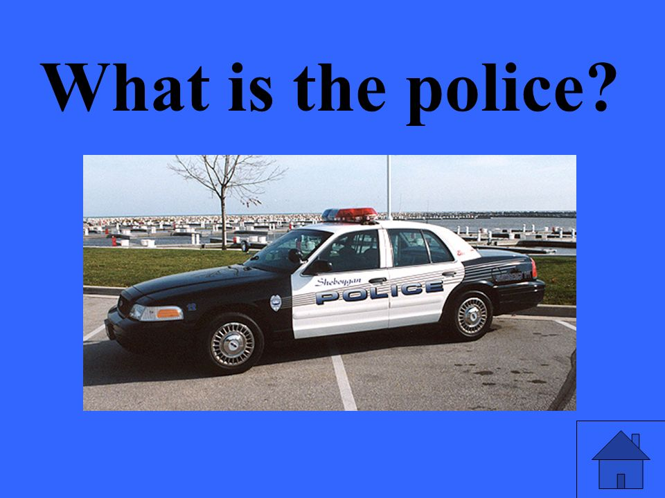 What is the police