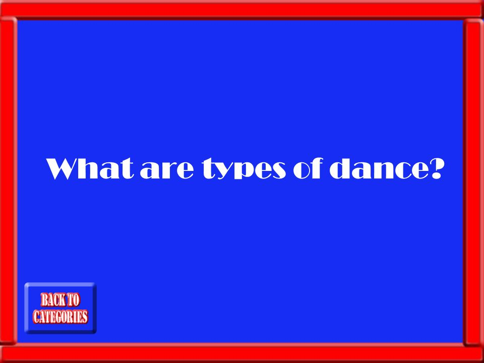 She knows how to do cumbias and salsas and rancheras. These terms refer to …..