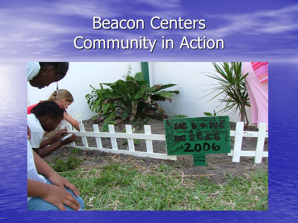 Beacon Centers Community in Action