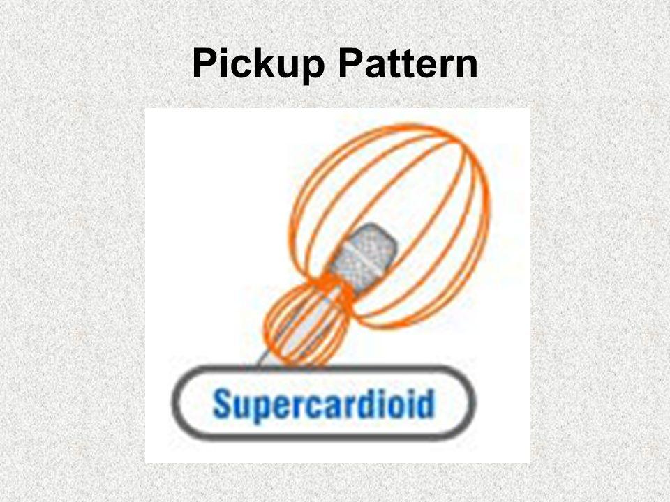 Pickup Pattern