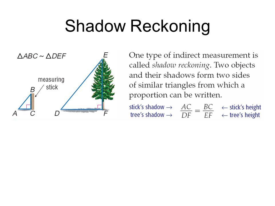 Shadow Reckoning