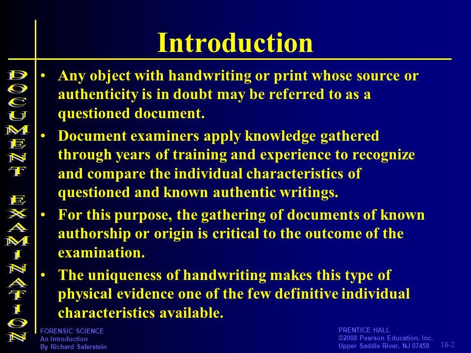 16-3 PRENTICE HALL ©2008 Pearson Education, Inc.