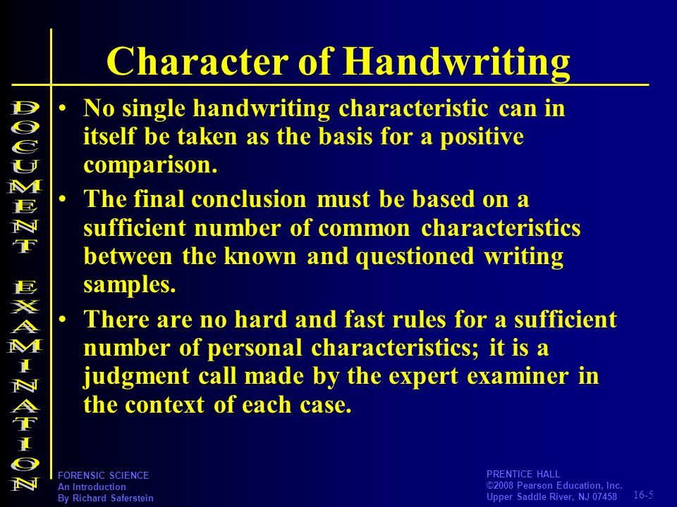 16-6 PRENTICE HALL ©2008 Pearson Education, Inc.