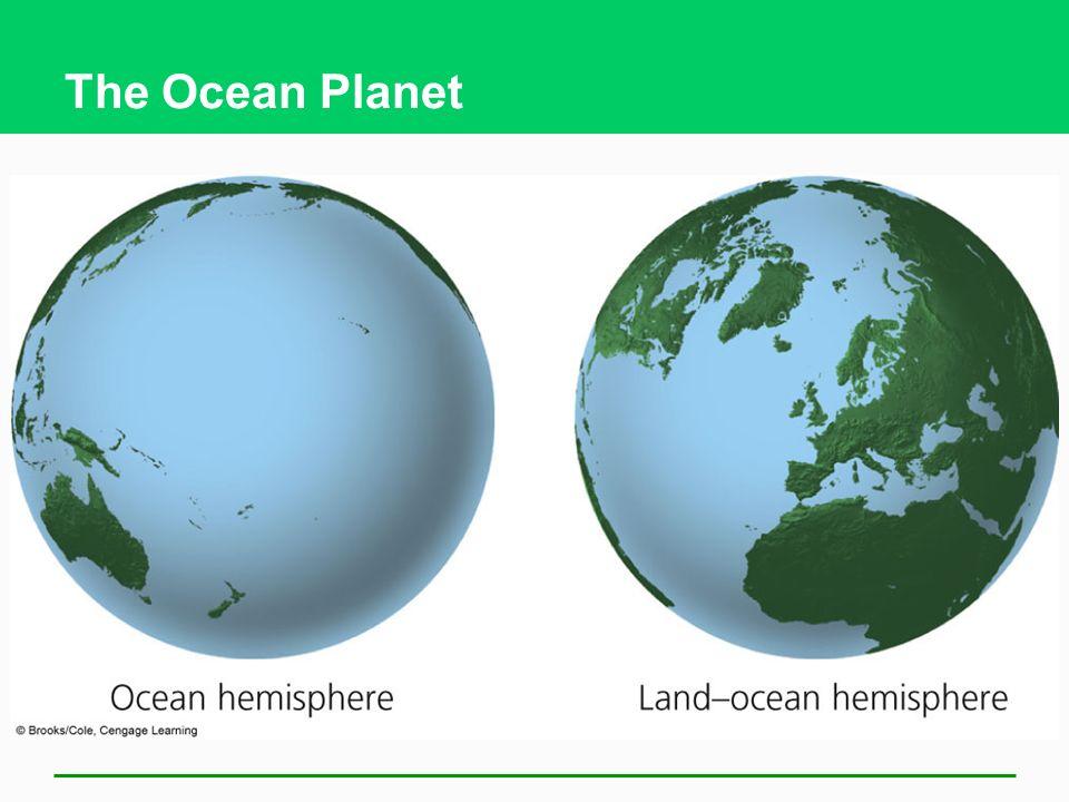 The Ocean Planet