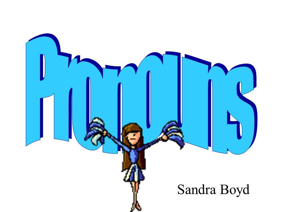 Sandra Boyd