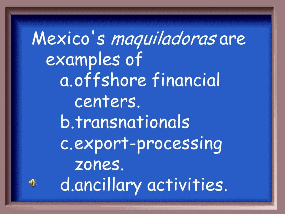 transnationals