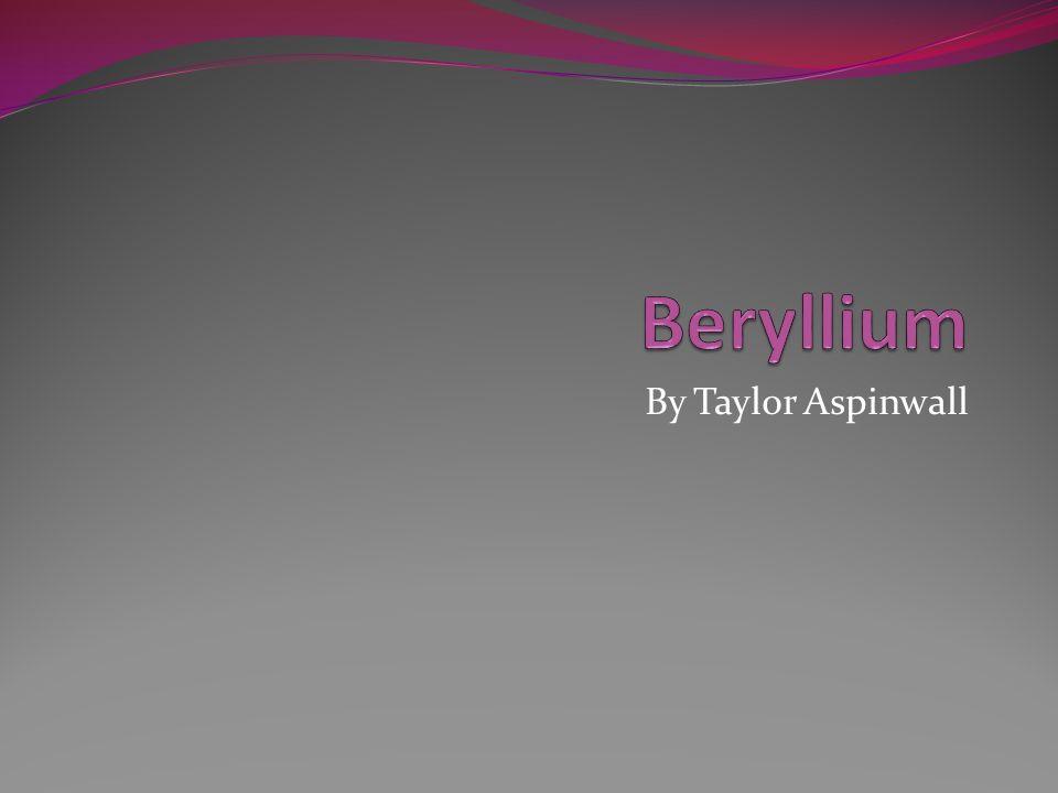 By Taylor Aspinwall