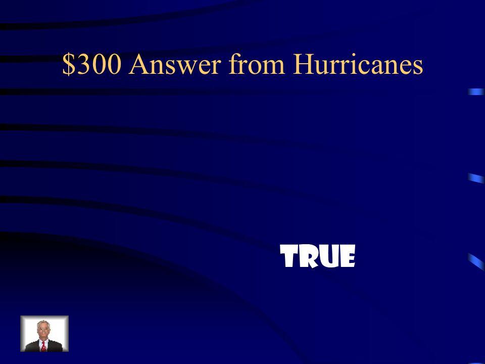 $400 Answer from Random Pangea