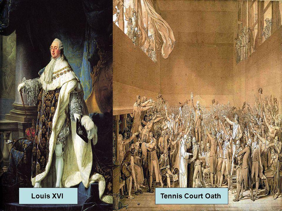 Tennis Court OathLouis XVI