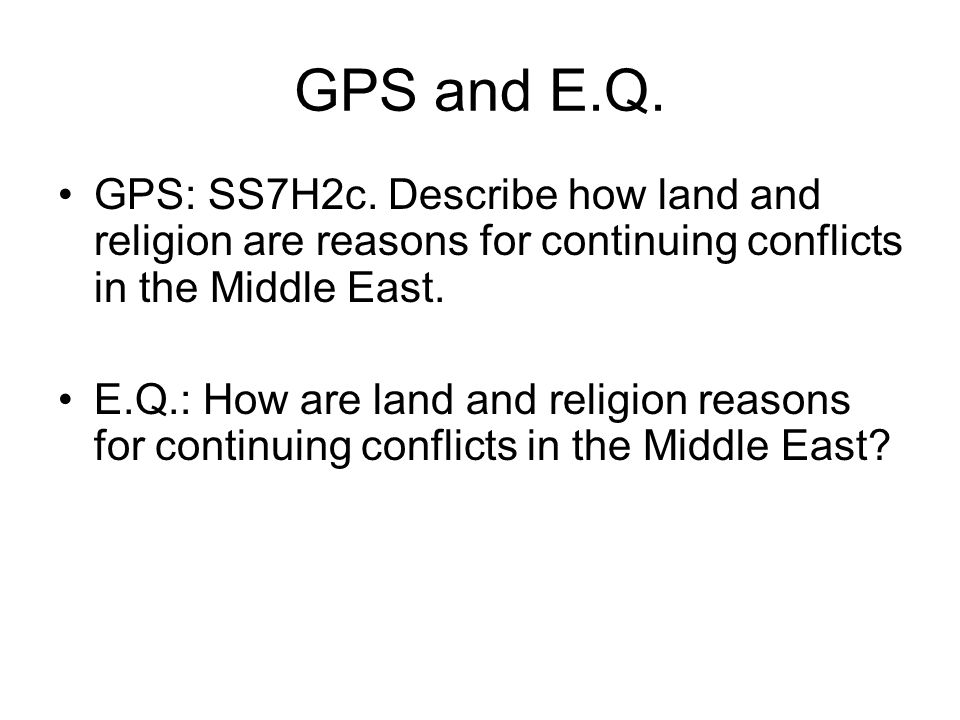 GPS and E.Q.GPS: SS7H2c.