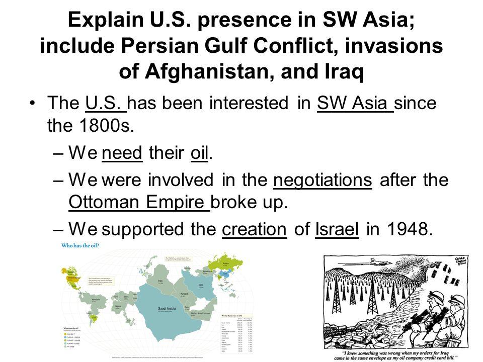 Explain U.S.