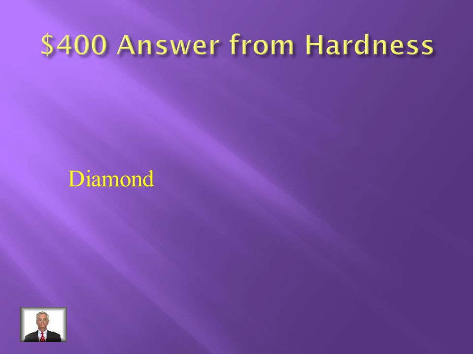 What is the hardest mineral?