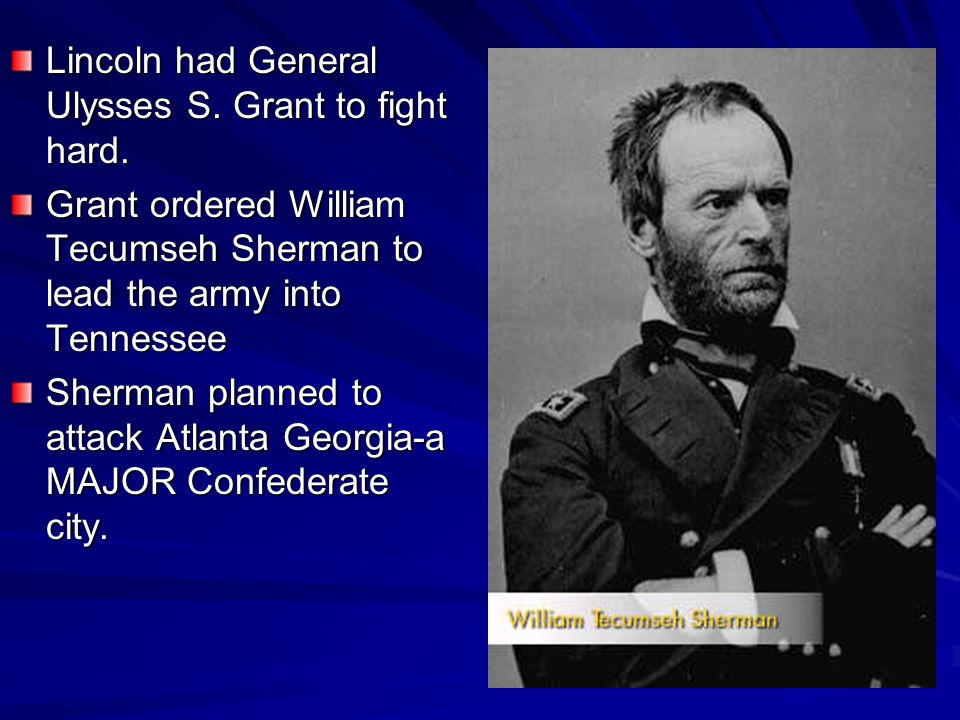 The Union They tried to force the South to surrender by destroying southerners resources By the end of 1863, the Union had many victories, but the Con