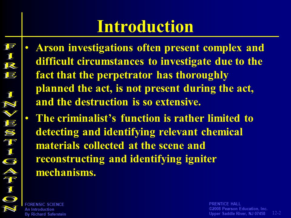 12-3 PRENTICE HALL ©2008 Pearson Education, Inc.