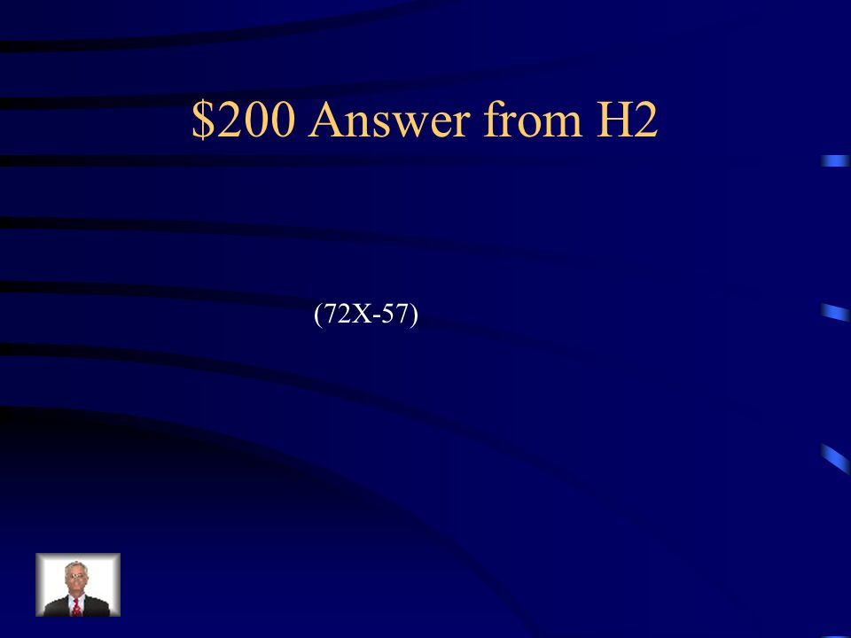 $200 Question from H2 (2X+5Y) + (70X-10Y)