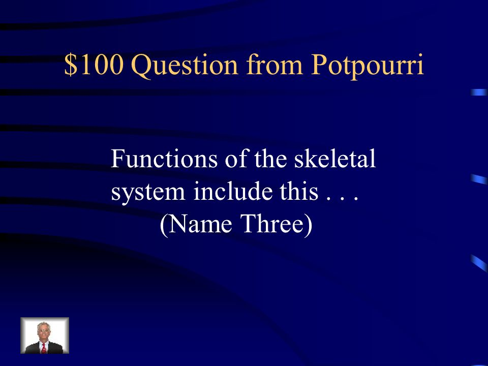 $500 Answer from Joints What is a pivot joint?