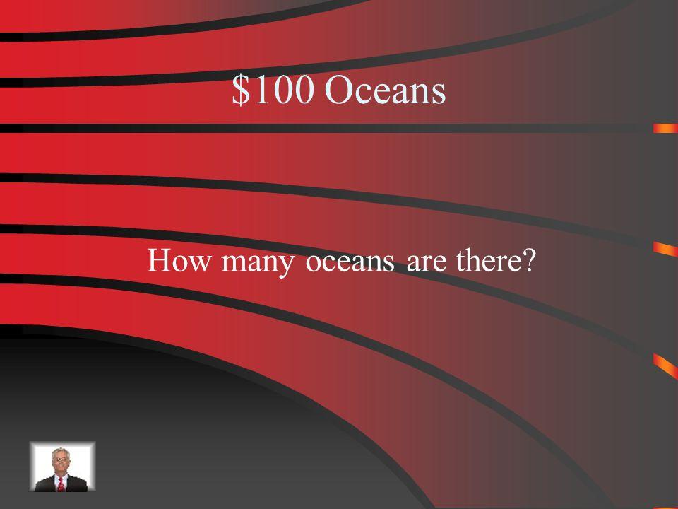 Jeopardy OceansCurrentsOcean Floor Random Q $100 Q $200 Q $300 Q $400 Q $500 Q $100 Q $200 Q $300 Q $400 Q $500 Final Jeopardy Tides