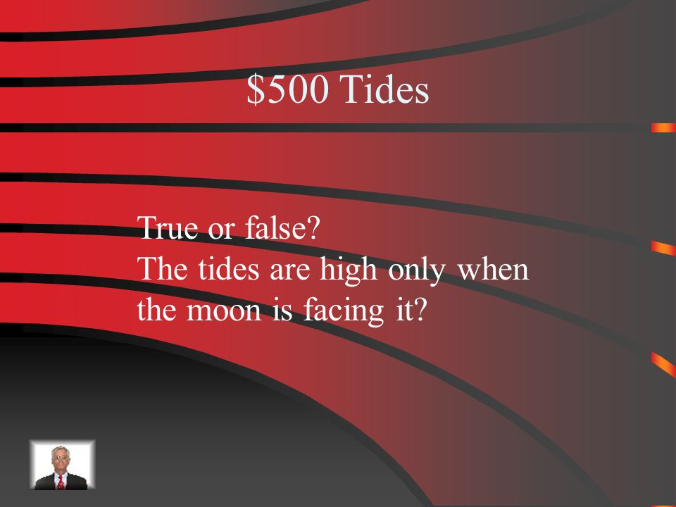 $400 Answer from Tides Tides