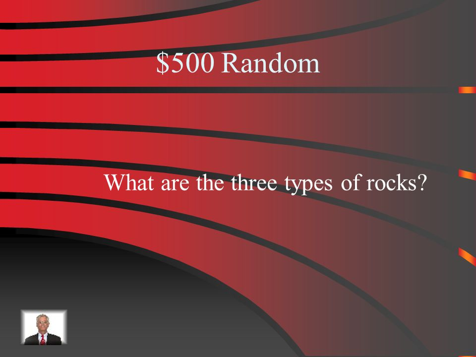 $400 Answer from Random Ring of Fire