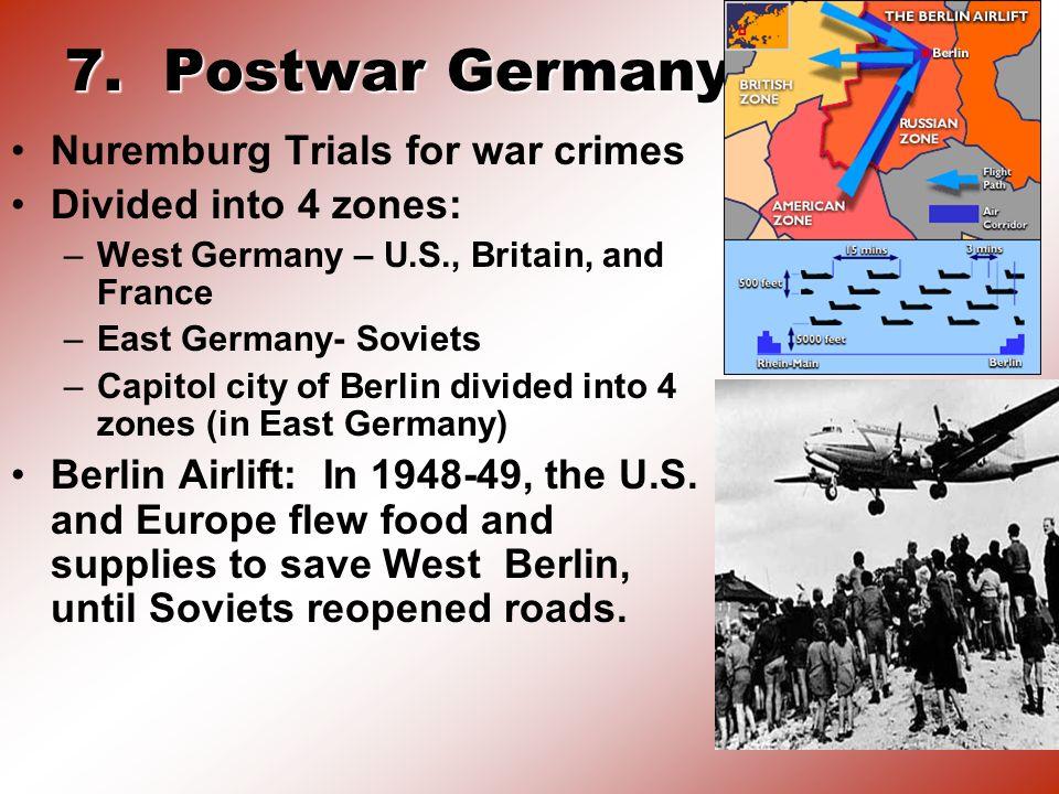 8.Post War Japan: U.S.