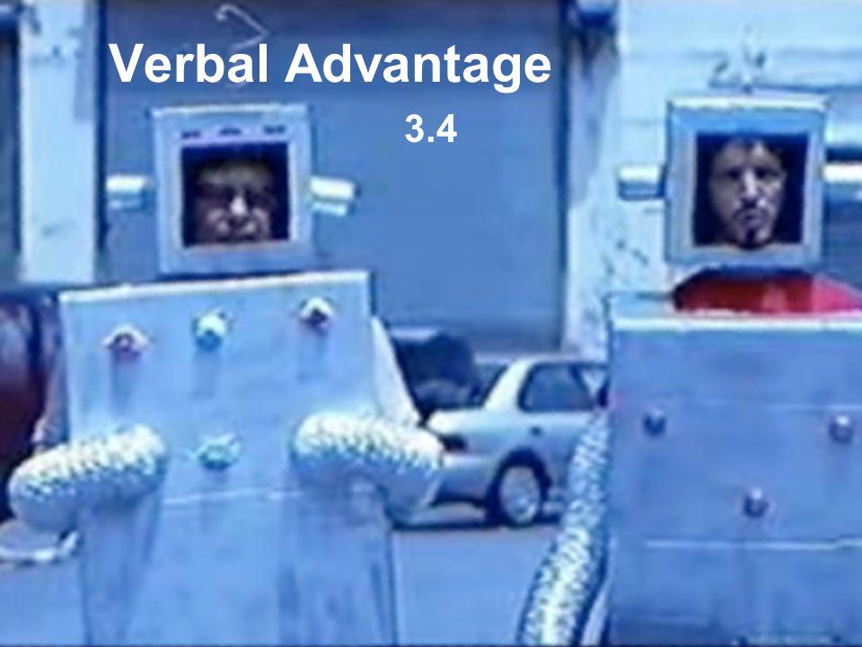 Verbal Advantage 3.4
