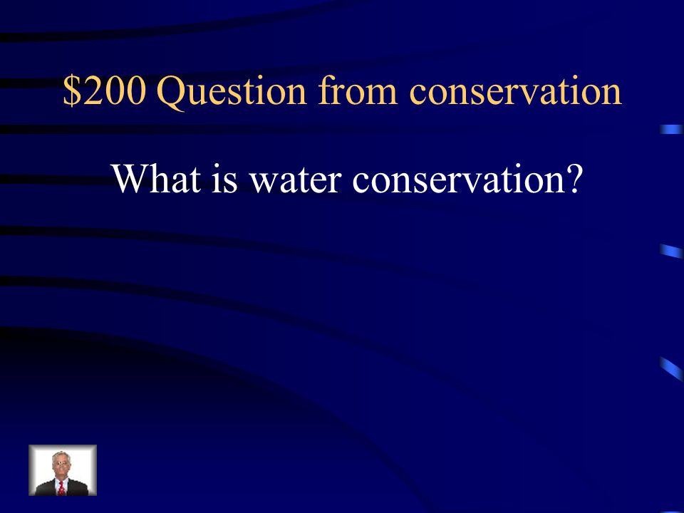$100 Answer from conservation Layers that protect life on earth from solar radiation